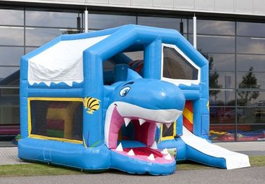 Blue Roof Inflatable Combo VỚI Double - Tripple Stitch EN14960